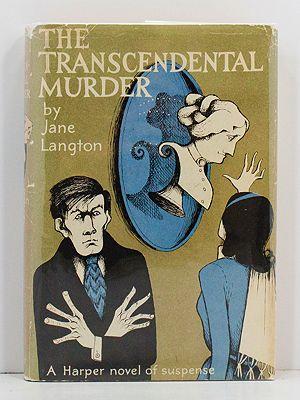 Transcendental Murder, TheLangton, Jane - Product Image