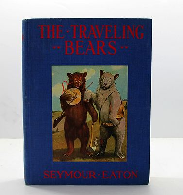 Traveling Bears, TheEaton, Seymour - Product Image