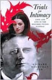 Trials of Intimacy - Love and loss in the Beecher-Tilton Scandalby: Wightman Fox, Richard - Product Image