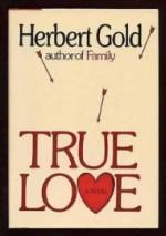 True Loveby: Gold, Herbert - Product Image
