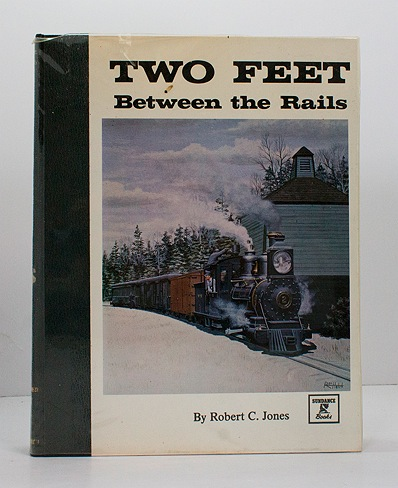 Two Feet Between the Rails - Volume 1 - The Early YearsJones, Robert C. - Product Image