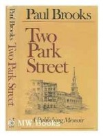 Two Park Street: A Publishing Memoirby: Brooks, Paul - Product Image