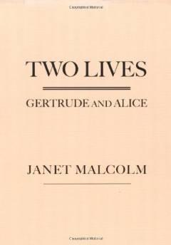 Two lives : Gertrude and AliceMalcolm, Janet - Product Image