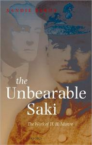 Unbearable Saki: The Work of H. H. Munroby: Byrne, Sandie - Product Image