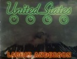 United Statesby: Anderson, Laurie - Product Image