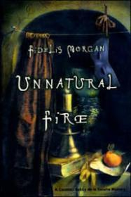 Unnatural Fire: A Countess Ashby de la Zouche Mysteryby: Morgan, Fidelis - Product Image