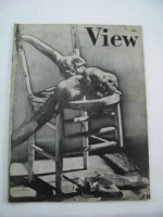 View - Series III, No. 2 - June, 1943by: Ford (Editor), Charles Henri/Parker Tyler - Product Image