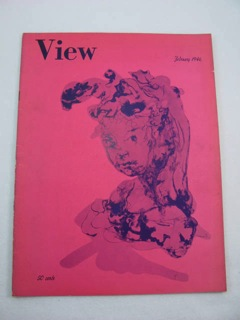 View - Series VI, No. 1 - February, 1946Ford (Editor), Charles Henri/Parker Tyler, Illust. by: Leonor Fini - Product Image