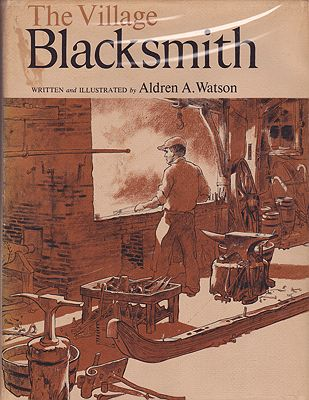 Village Blacksmith, TheWatson, Aldren A., Illust. by: A.A. Watson - Product Image