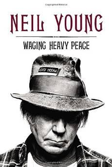 WAGING HEAVY PEACE: A HIPPIE DREAMYoung, Neil - Product Image