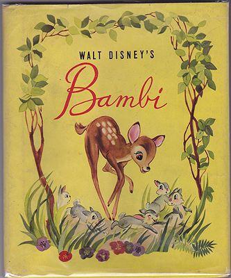 Walt Disney's BambiDisney, Walt, Illust. by: Walt  Disney - Product Image