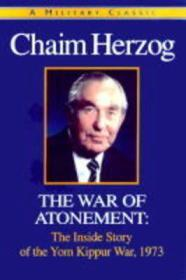 War of Atonement, The - The Inside Story of the Yan Kippur War 1973Herzog, Chaim - Product Image