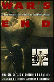 War's End: An Eyewitness Account of America's Last Atomic Missionby: Sweeney, Charles W. - Product Image