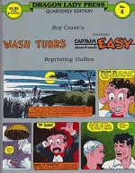 Wash Tubbs featuring Captain Easy No. 4: Wash Tubbs in Riches to Rags (1/1/31-7/3/31)by: Crane, Roy - Product Image
