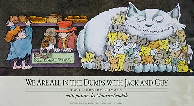 We Are All in the Dumps with Jack and GuySendak, Maurice, Illust. by: Maurice   Sendak - Product Image