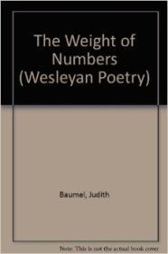 Weight of Numbers, The Baumel, Judith - Product Image