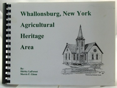 Whallonsburg, New York Agricultural Heritage Area LaForest, Shirley - Product Image
