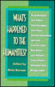 What's Happened to the Humanities?by: Kernan, Alvin B. (Editor) - Product Image