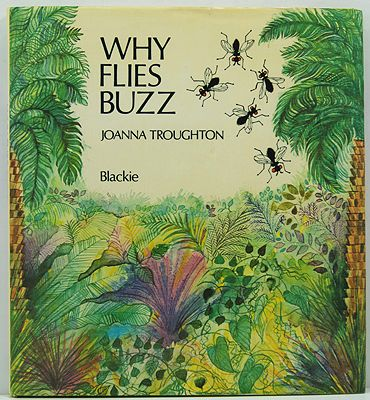 Why Flies BuzzTroughton, Joanna, Illust. by: Joanna  Troughton - Product Image