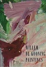 Willem de Kooning: PaintingsSylvester, David - Product Image
