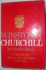 Winston S. Churchill: Road to Victory, 1941-1945by: Churchill, Randolph S. - Product Image