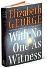 With No One As WitnessGeorge, Elizabeth - Product Image