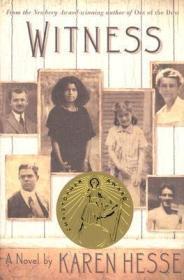 Witnessby: Hesse, Karen - Product Image