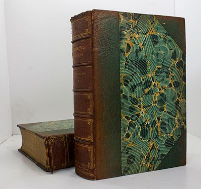 Works of Charles Dickens: Dombey and Son (2 Vols.)Dickens, Charles  - Product Image