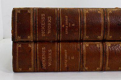 Works of Charles Dickens: Little Dorrit (2 Vols.)Dickens, Charles  - Product Image