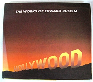 Works of Edward Ruscha, Theby: Hickey, Dave & Peter Plagens - Product Image