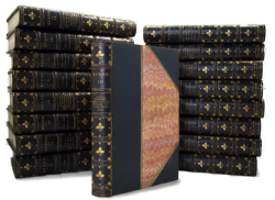 Works of Lord Byron, The - With His Letters and Journals and His Life (17 vols.)by: Moore, Thomas - Product Image