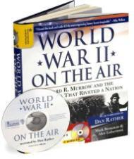 World War II on the Air: Edward R. Murrow and the Broadcasts That Riveted a Nationby: Bernstein, Mark - Product Image
