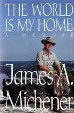 World is my Home, The: A Memoirby: Michener, A., James  - Product Image