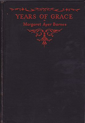Years of GraceBarnes, Margaret Ayer - Product Image