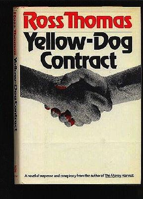 Yellow-Dog ContractThomas, Ross - Product Image