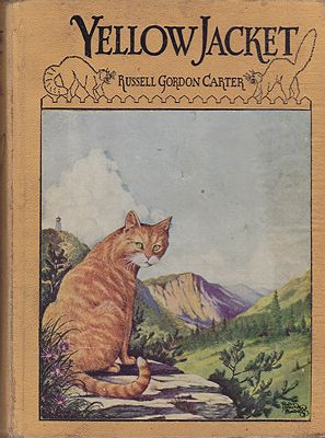 Yellow Jacket: The Story of a Domestic CatCarter, Russell Gordon, Illust. by: Ralph Carlyle  Prather - Product Image