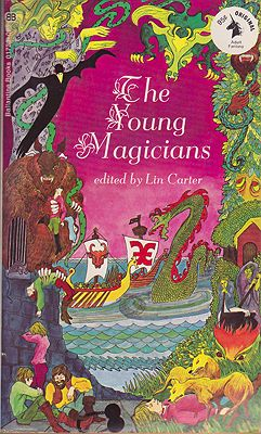 Young Magicians, TheCarter (Ed.), Lin - Product Image