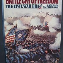 Recounts events that preceded the American Civil War and chronicles the war itself.